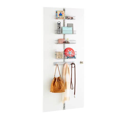 Elfa Door Rack by Platinum Elfa Utility Door Wall Rack System Components