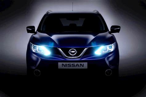 nissan qashqai 2013 modified new nissan qashqai teaser modified