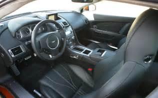 Aston Martin Interior 2012 Aston Martin Virage Test Photo Gallery Motor