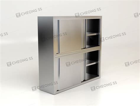 sliding door storage cabinet cheong ss 5 tier 2 215 2 sliding door storage cabinet