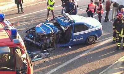 ministero degli interni auto rubate morte poliziotto giuseppe iacovone ministero degli