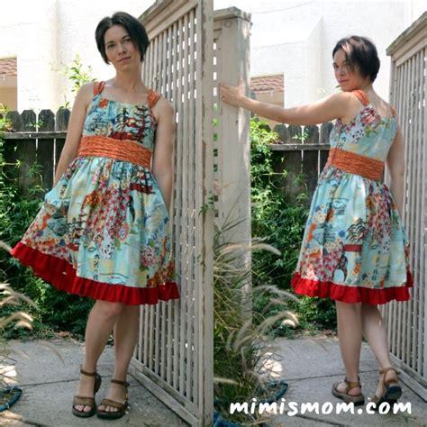 jamie pattern jamie dress pattern review mimi s mom