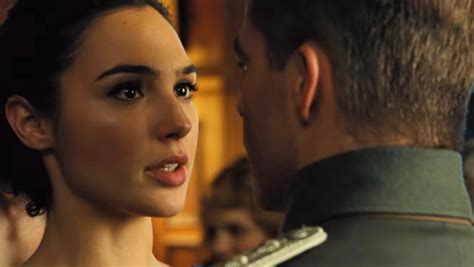 chris pine as steve trevor and gal gadot as wonder woman gal gadot everything you ever wanted to know