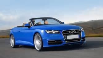 Audi Redesign Audi A5 2016 Redesign Car Wallpaper