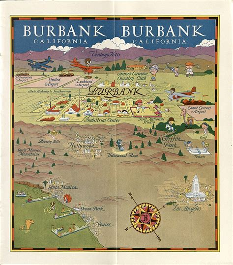 california map burbank burbank ca pictures posters news and on your