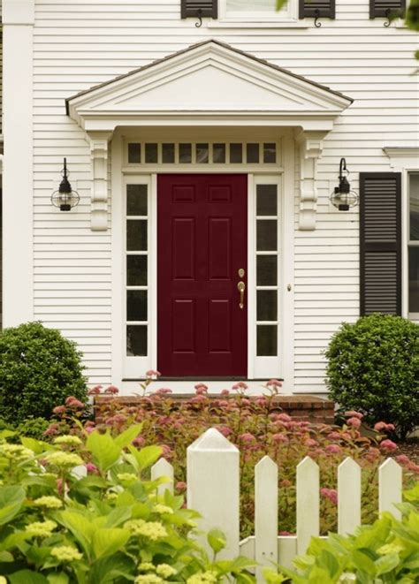 great front door color for home pinterest
