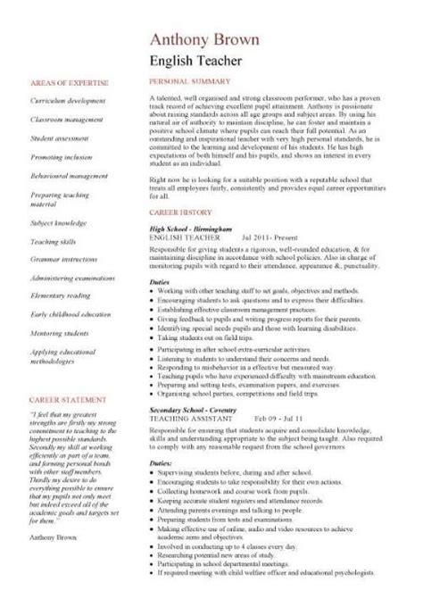 996 best images about teachers resumes on hong