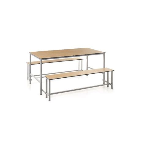 Table Avec Bancs by Table Avec Bancs R 233 Tractables Design Pratic