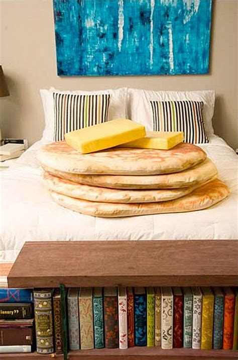 Pancake Pillows by Pancake Floor Pillows Randommization