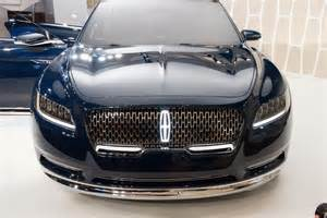 new cars lincoln 2016 lincoln continental concept price review specs