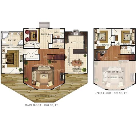 beaver homes and cottages creek iii floor plan