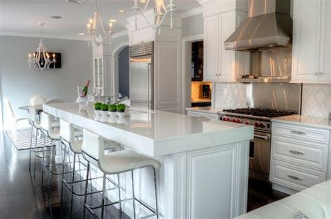 White Kitchen Bar Stools by 60 Great Bar Stool Ideas How To The Design