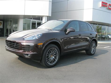 Porsche Cayenne Braun by Brown Porsche Cayenne For Sale Used Cars On Buysellsearch