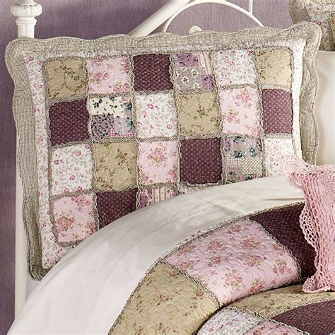 Floral Patchwork Quilts - sugarplum cotton floral patchwork quilts