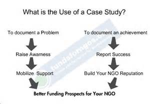 why is it important to write a study funds for ngos