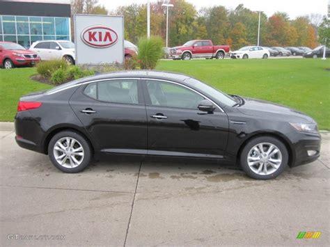Kia Optima 2012 Black Black 2012 Kia Optima Ex Exterior Photo 55524575