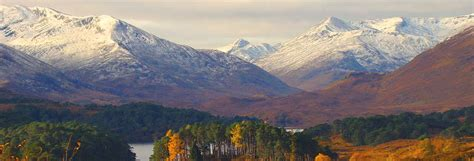 Large Family Christmas Party Ideas - glen affric view inverness amp loch ness unique cottages