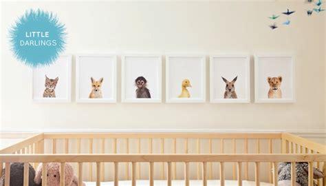 chambre bébé animaux most adorable baby prints