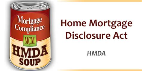 home mortgage disclosure act mortgage compliance magazine