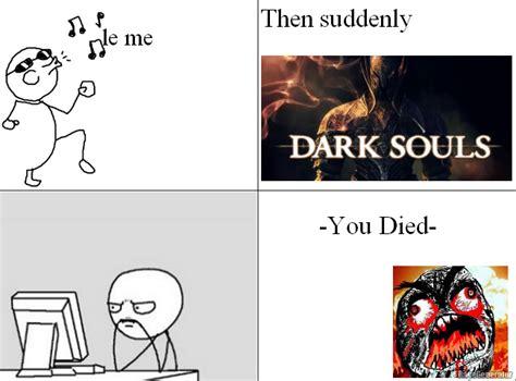 Dark Souls Memes - dark souls meme