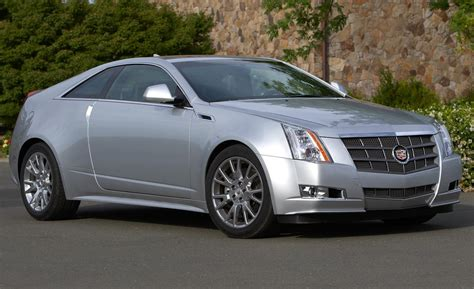 2011 cadillac coupe 2011 cadillac cts coupe pictures information and specs