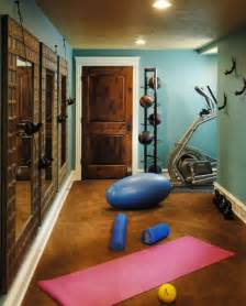 at home fitness 70 home ideas and rooms to empower your workouts