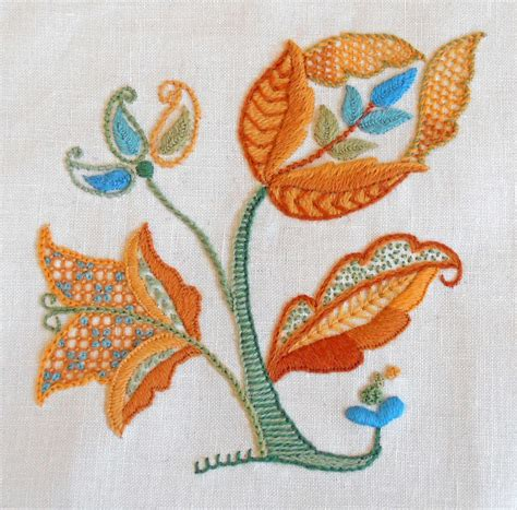 embroidery design kits crewel embroidery kit autumn gold
