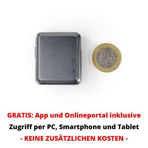 Gps Sender Mini Auto by Gps Tracker Und Sender Test Und Vergleich 2017