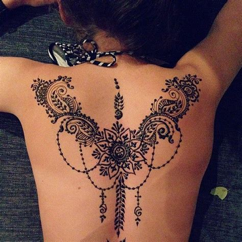what is in henna tattoo ink 119 best images about henna inspiration back shoulders on