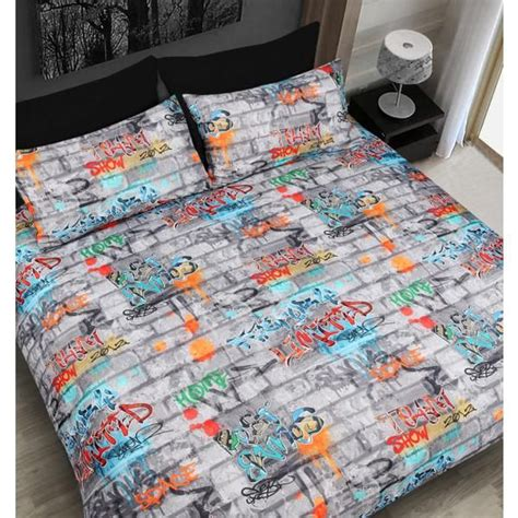graffiti bedding  boys google search quilt cover