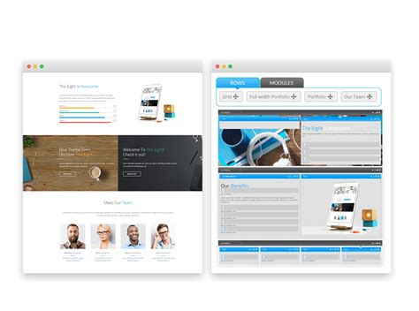layout builder widget area 1 theme benefits forged by five stones