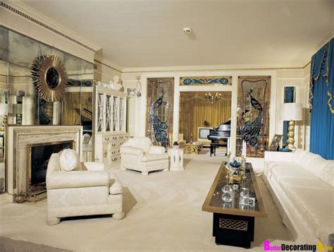 celebrity homes interior elvis sighting at graceland pool house celebrity homes