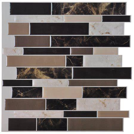 3d Gel Tiles Backsplash by Art3d 6 Pack Peel And Stick Vinyl Sticker Kitchen