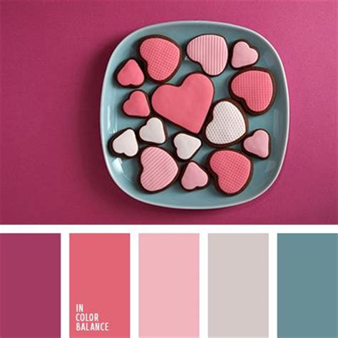 colour combos on pinterest color balance color palettes and design seeds 19 best st valentine s day images on pinterest color