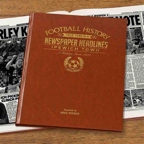 Books Newpapers As by Personalised Ipswich Book Ipswich Memorabilia Historic