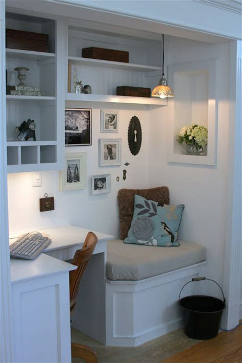 Turn Your Closet Into An Office by Turning Our Closet Into An Office Inspiration Soeclectic