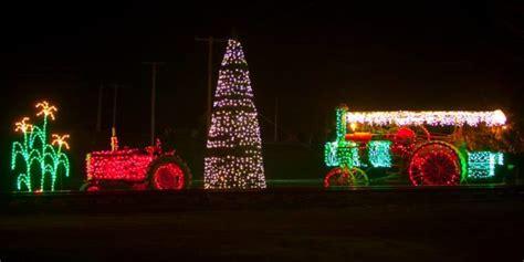 eagle point park clinton iowa christmas lights christmas