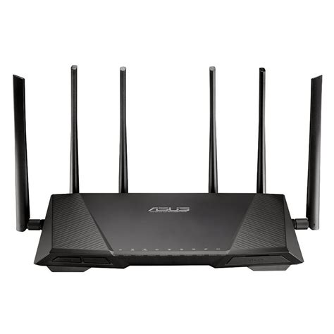 Router Wifi Tri asus rt ac3200 router wifi tri band gigabit usb 3 0