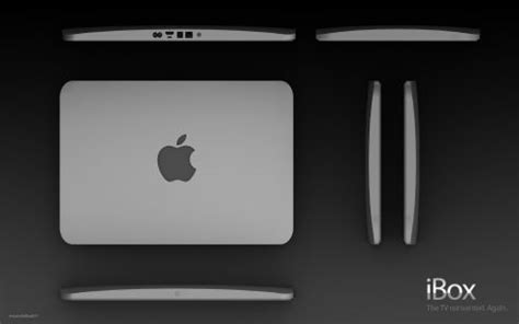 Apple Ibox apple ibox is both a new 7 inch and set top box concept phones