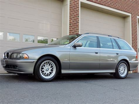 Bmw 5 Series Wagon For Sale by 2002 Bmw 5 Series Sport Wagon 525i Stock D86631 For Sale