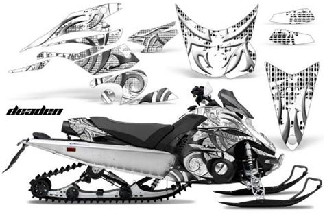 Yamaha Nytro Sticker Kits by Sell Amr Racing Snowmobile Dekor Snow Sled Graphic Kit