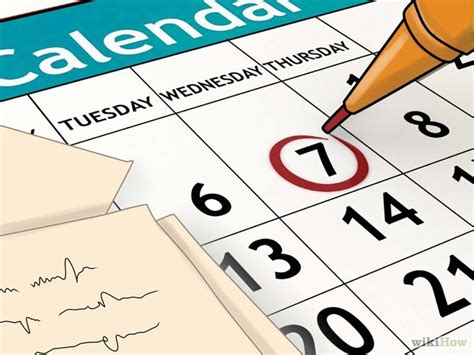 Calendar Method Calculator For Irregular 4 Ways To Work Out Ovulation With Irregular Periods Wikihow
