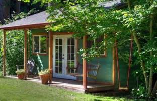 Backyard Cottage Plans by Various Common Types From Elegant Backyard Cottages Design