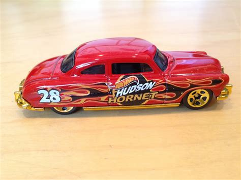Hotwheels Wheels 52 Hudson Hornet Hw Flames julian s wheels 52 hudson hornet 2016 hw flames