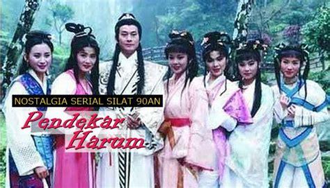 film mandarin tahun 90an nostalgia dengan pendekar harum serial silat yang hits di