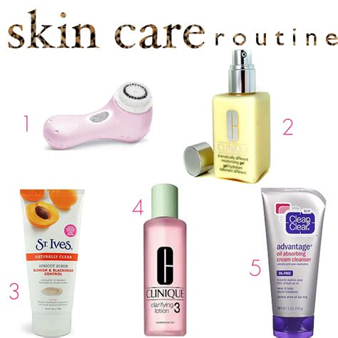 8 Great Skin Care Products by How To Establish An Effective Skin Care Routine In 7 Steps