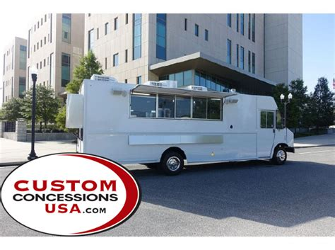 Commercial Kitchen Equipment For Food Trucks by 2017 Ford Stepvan Catering Truck Food Truck New Commercial