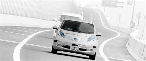 Nissan Autonomous 2020 by 2020 Nissan Autonomous Drive Car