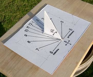 How To Make A Paper Sundial - how to make a sundial with a paper plate 28 images how