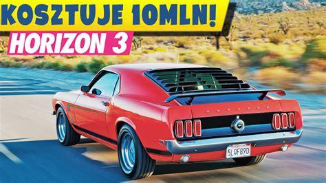 mustang horizon ford mustang 69 horizon edition 8 forza horizon 3